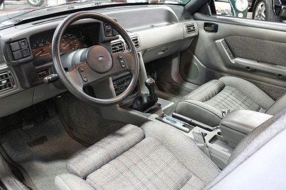 1989 Ford Mustang LX For Sale Interior  90s Classics  Pinterest