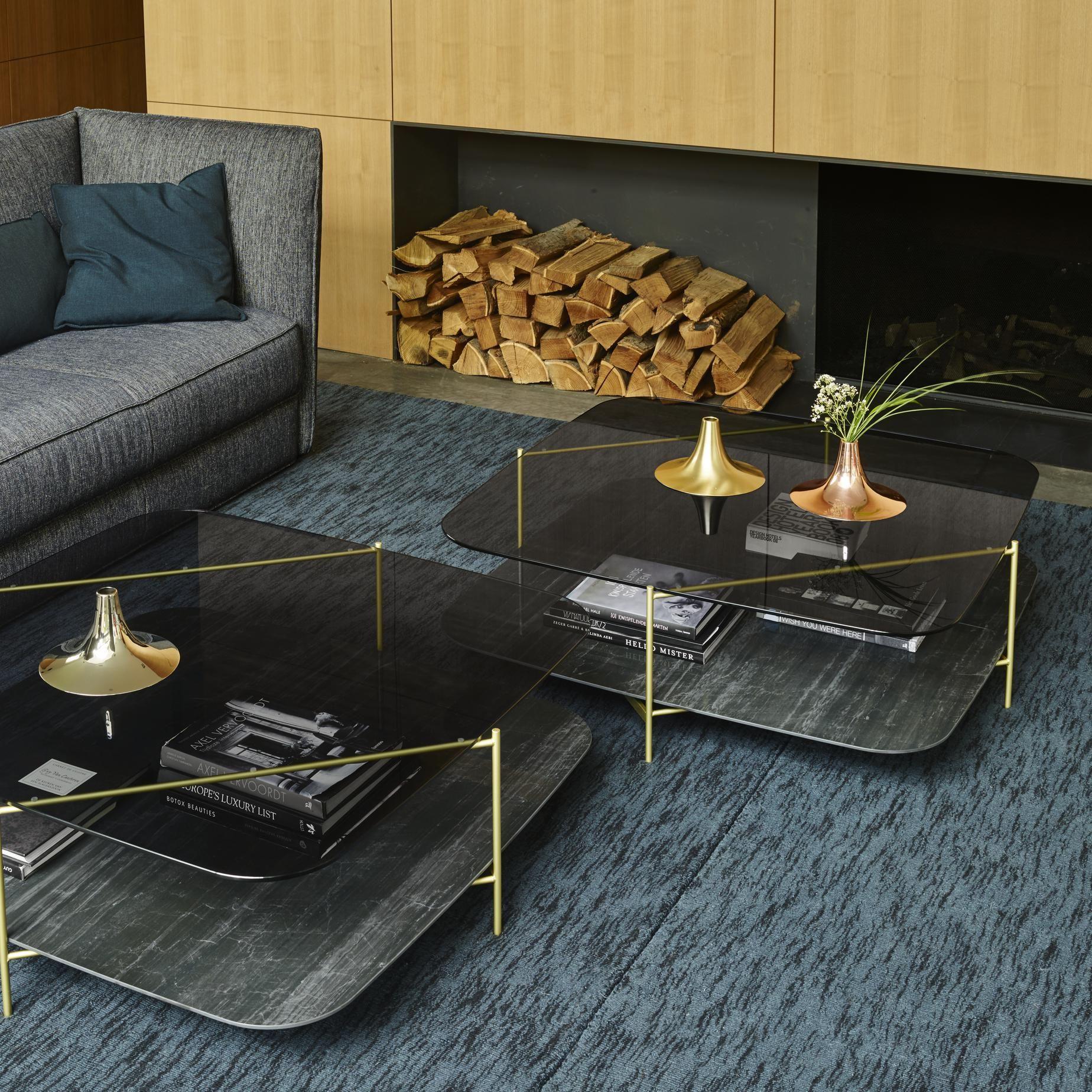 Meilleur De De Table Basse Design Italien Des Idées