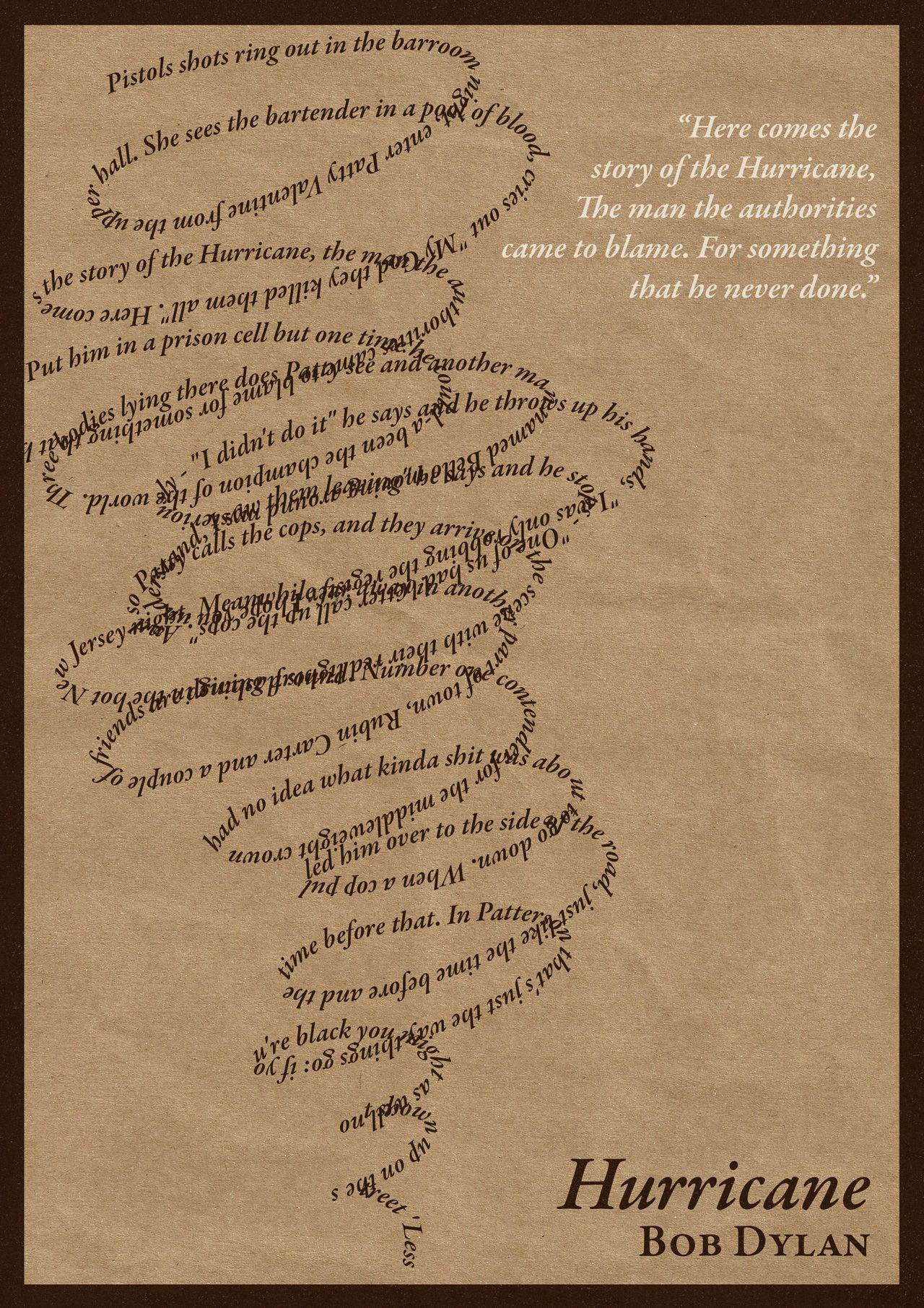 Pin By Cie Cefeg On Lyrics Hurricane Bob Dylan Bob Dylan Quotes Bob Dylan