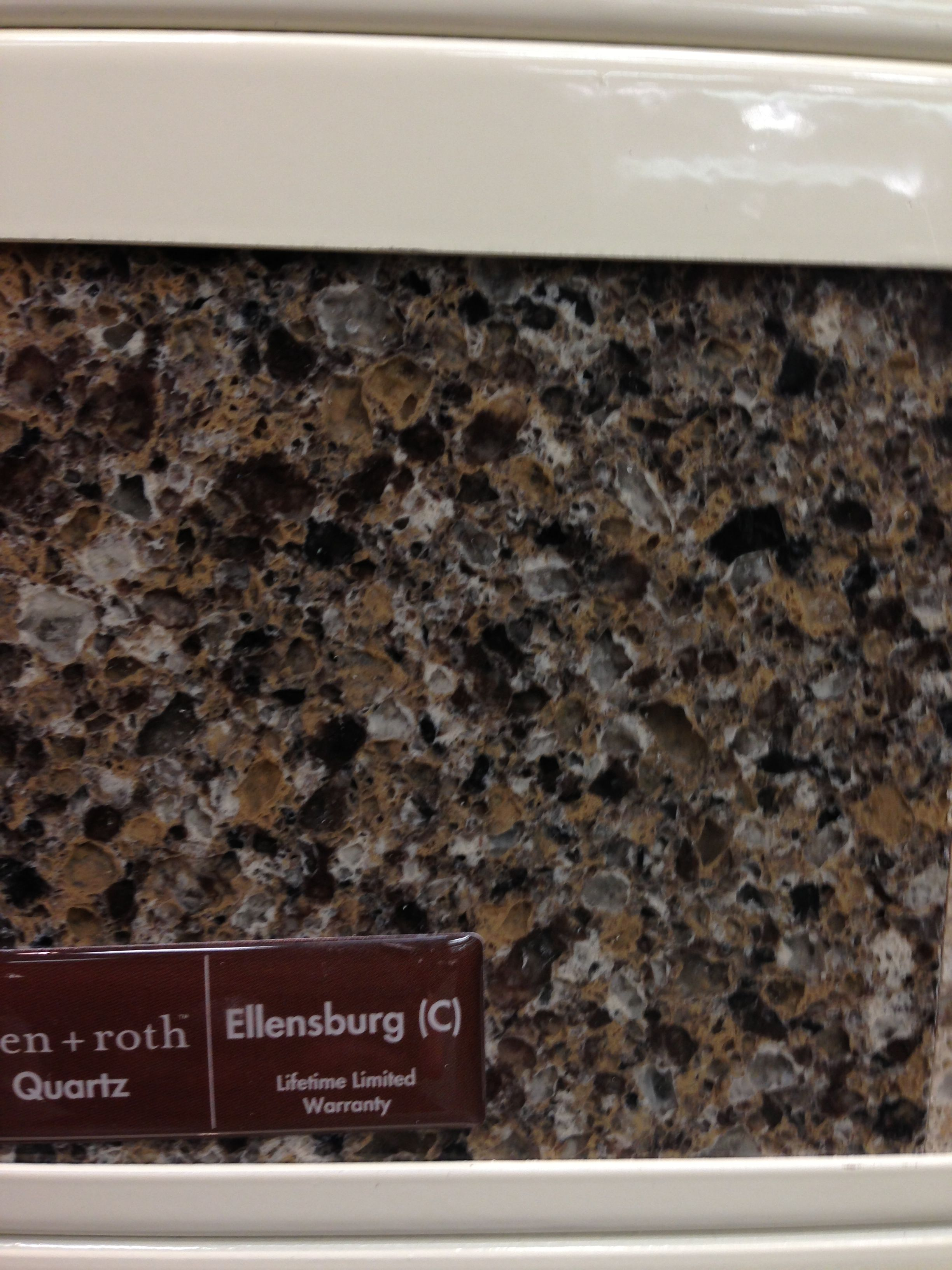 Ellensburg C Quartz Countertop Allen Roth Home Pinterest