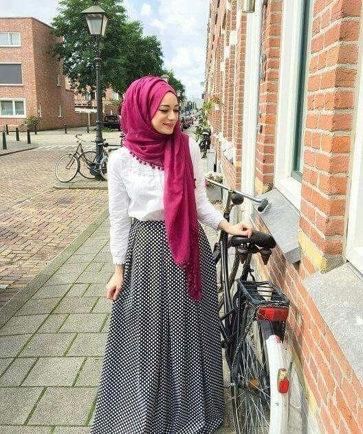 skirt hijab