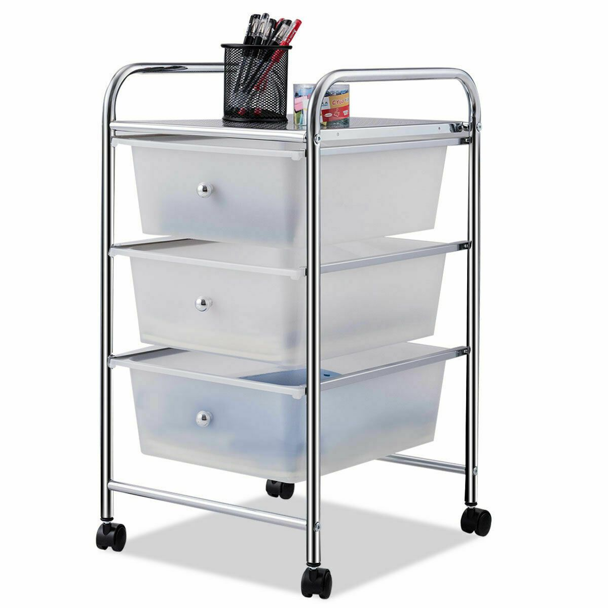 Details About Rolling Storage Cart And Organizer 3 Plastic Drawers Scrapbook Paper Office With Images Storage Bins Organization Rolling Storage Storage Cart