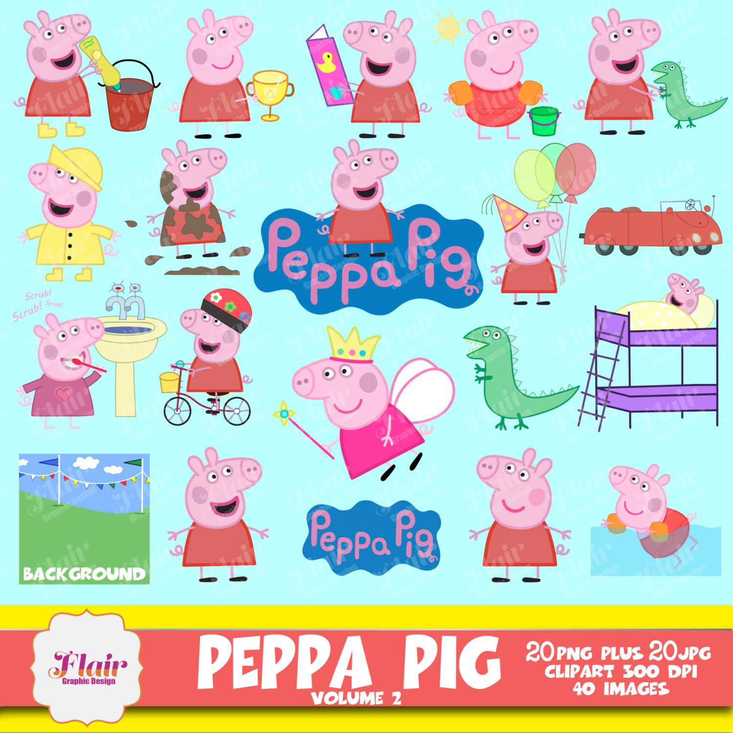 New age mama peppa pig zack u quack easter dvd giveaway my