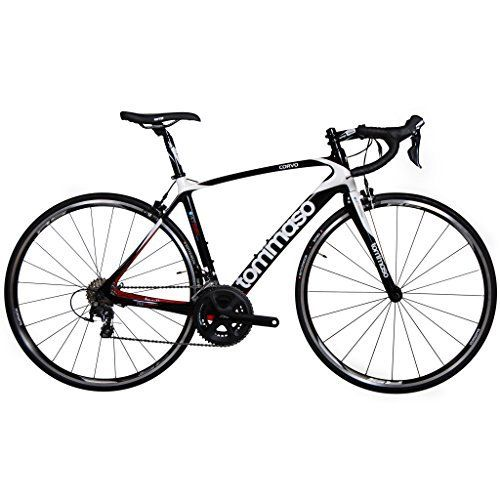 Tommaso Corvo Carbon Road Bike Shimano 105 5800 11 Speed Italian Racing Bike Bicycle Road Bike Bike Reviews