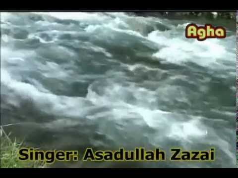 Asadullah Zazai Pashtoo old song Babo Lala