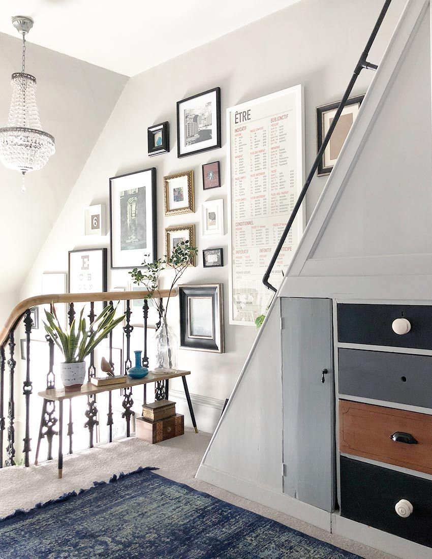 Attic Room Ideas French Country Living Room Eclectic