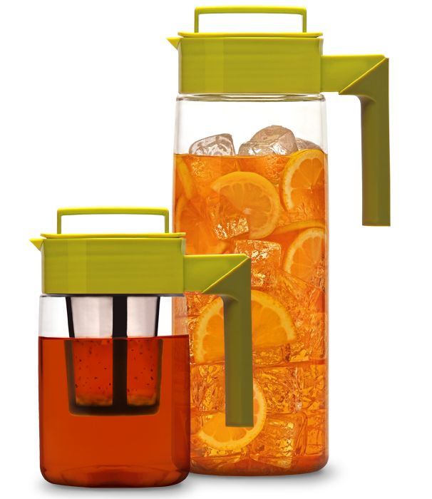Ice Tea Brewer and Pitcher: During the summer, I prefer my tea iced.