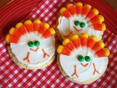 Turkey Cookie Decorating Idea Valoblogi Com