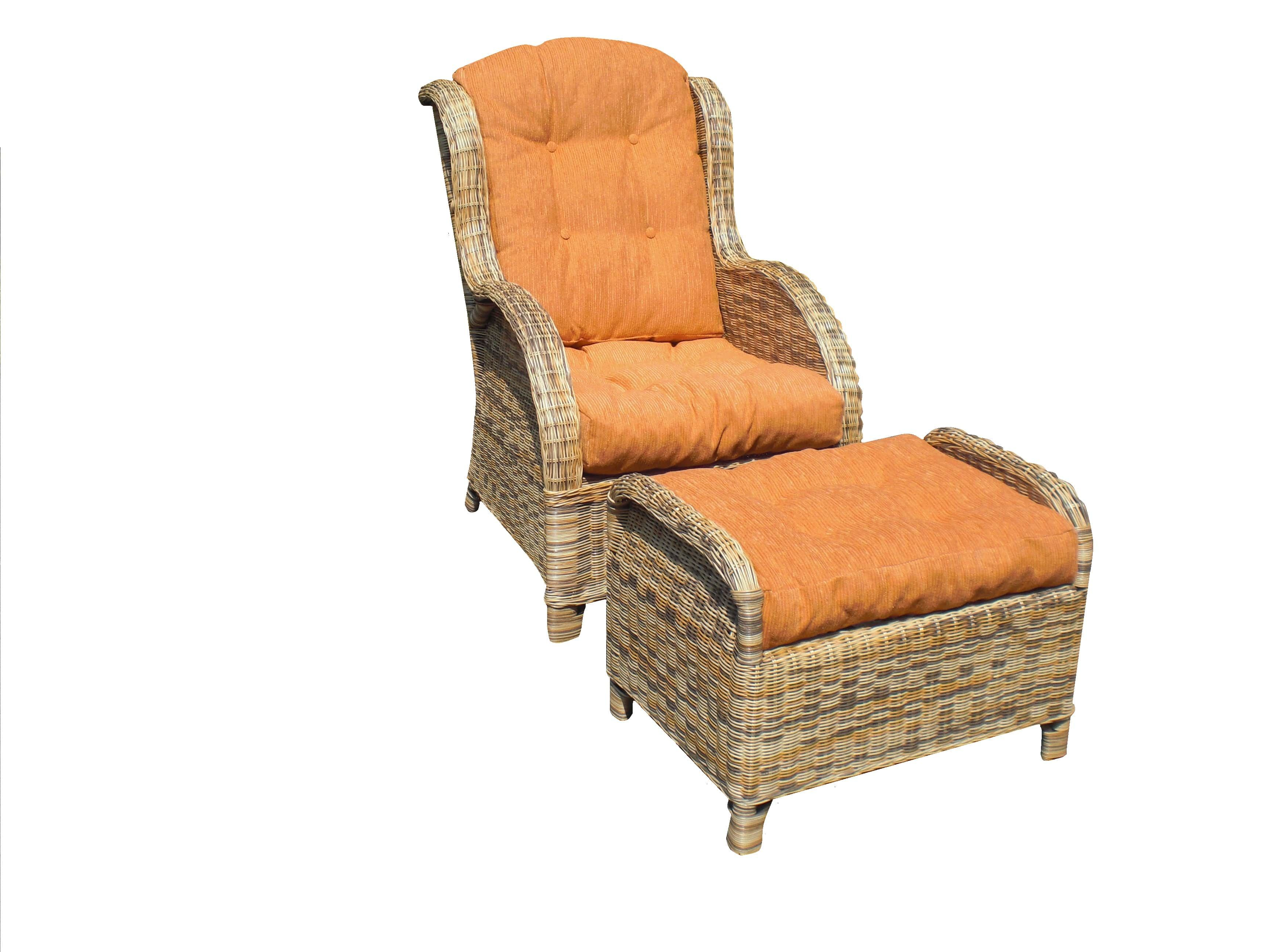 Types Of Living Room Chairs There Are Some Types Of Wicker Chair With Ottoman Furniture That