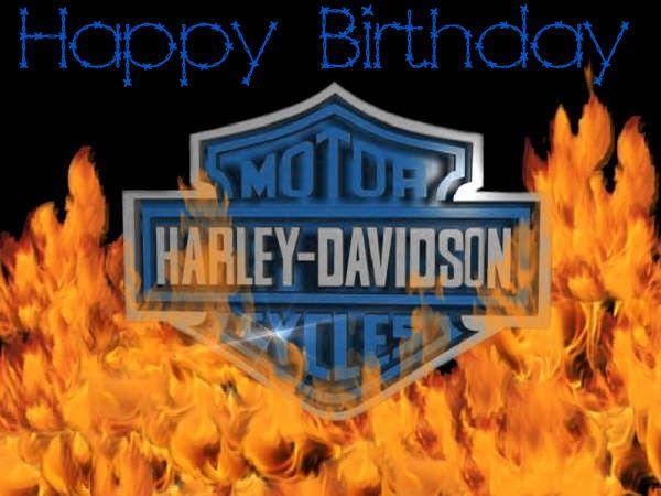 Peppermint Twists It S Your Birthday G Happy Birthday Harley Birthday Wishes And Images Happy Birthday Harley Davidson
