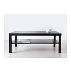 Lack Coffee Table Black Brown Ikea I Have To Admit