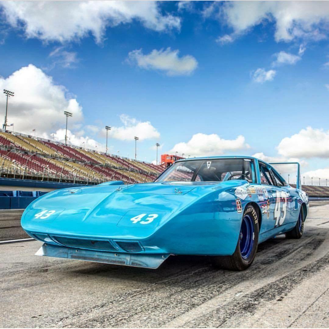 Sofa King Fast Racing: Richard Petty's Plymouth Superbird