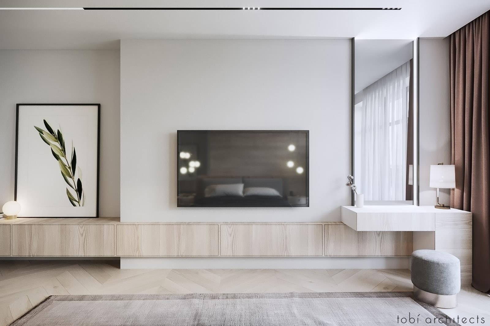 Inside The Modern House Living Room Modern Tv Room Design Living Room Designs