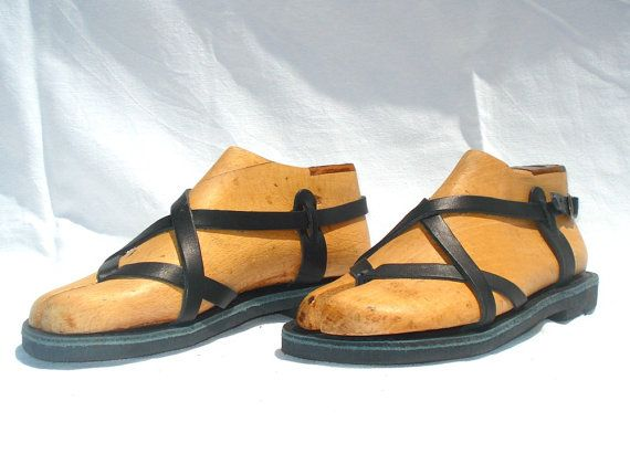 79b13b13f13808 ANANIAS Greek Sandals Roman Grecian handmade by AnaniasSandals Natural  Leather
