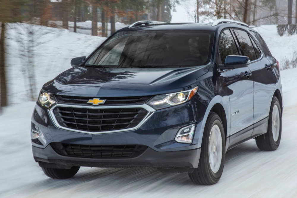 Chevrolet Discount Drops Equinox Price By Up To 20 Percent In