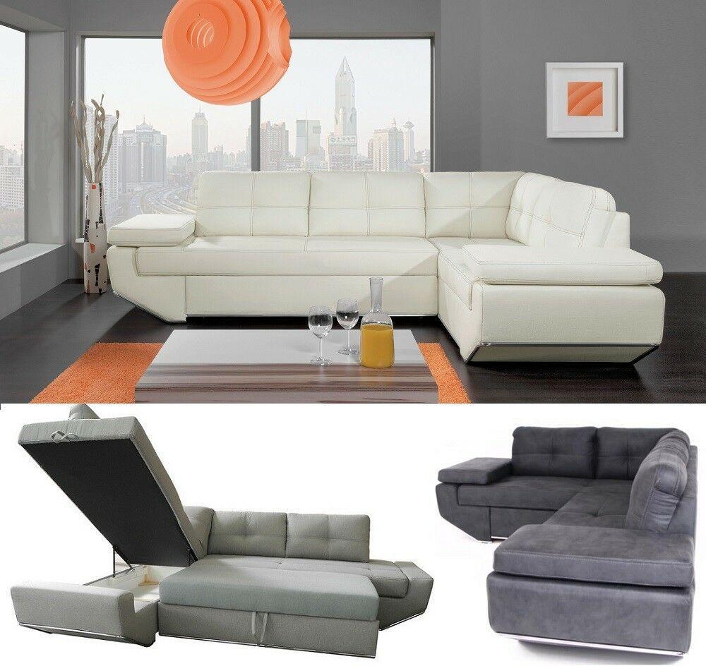 Admirable Ecksofa Mit Schlaffunktion Und Bettkasten Prince 2 Eckcouch Unemploymentrelief Wooden Chair Designs For Living Room Unemploymentrelieforg