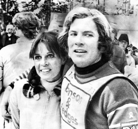 Image result for claudine longet and spider sabich