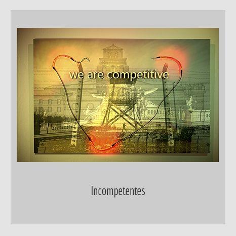INCOMPETENTES. YENY CASANUEVA Y ALEJANDRO GONZÁLEZ. PROYECTO PROCESUAL ART