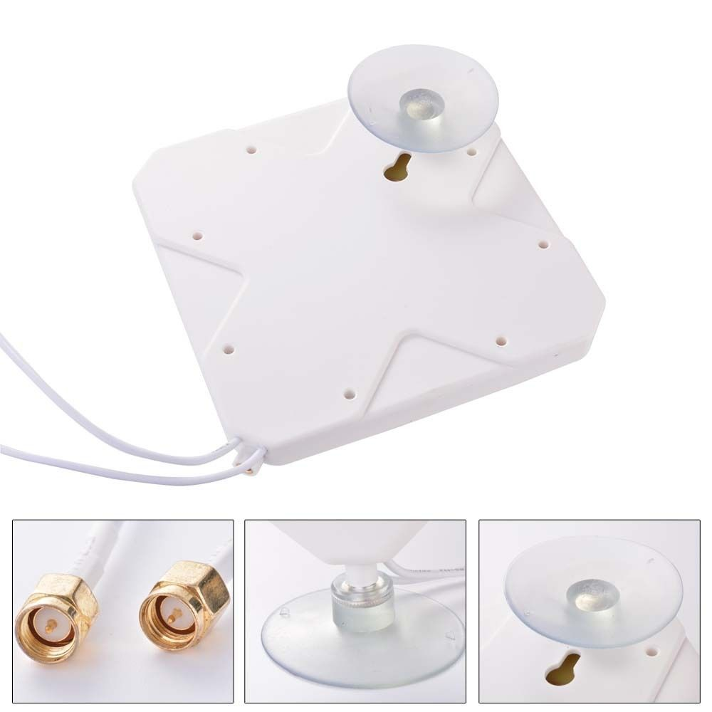 Huawei B525 External Antenna(Two SMA connectors) | Networking | Link