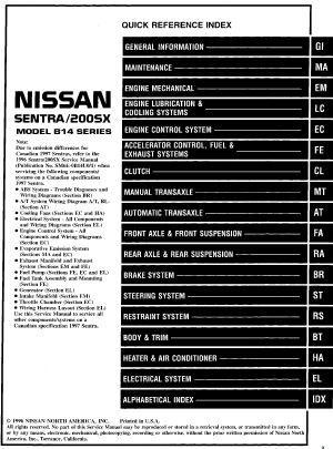 1997 nissan sentra200sx service repair manual nissan service 1997 nissan sentra200sx service repair manual sciox Gallery