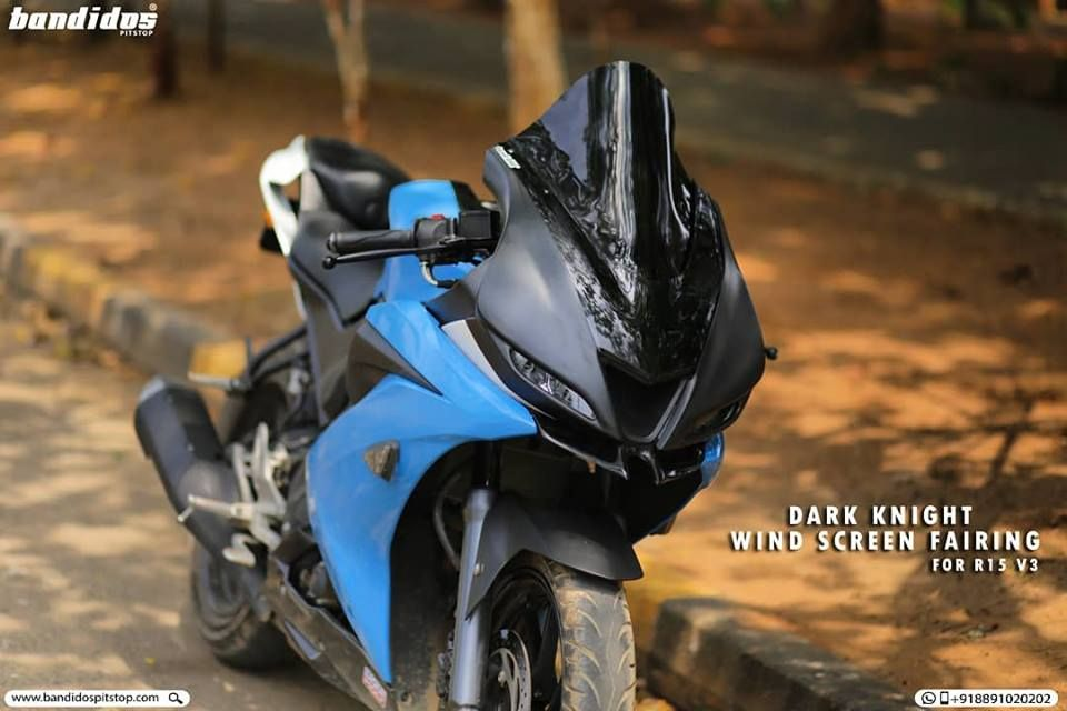 Give your Yamaha R15 V3 0 that meaner and racer look with