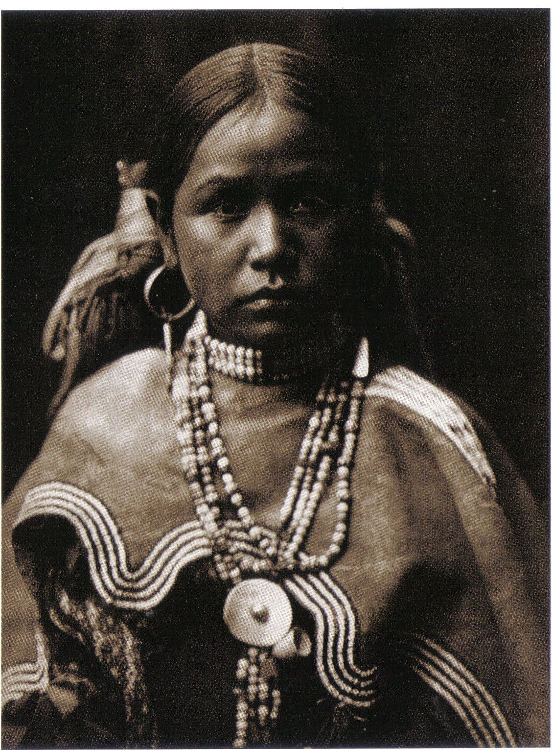 An Expansive Photo Record Of Native American Life In The