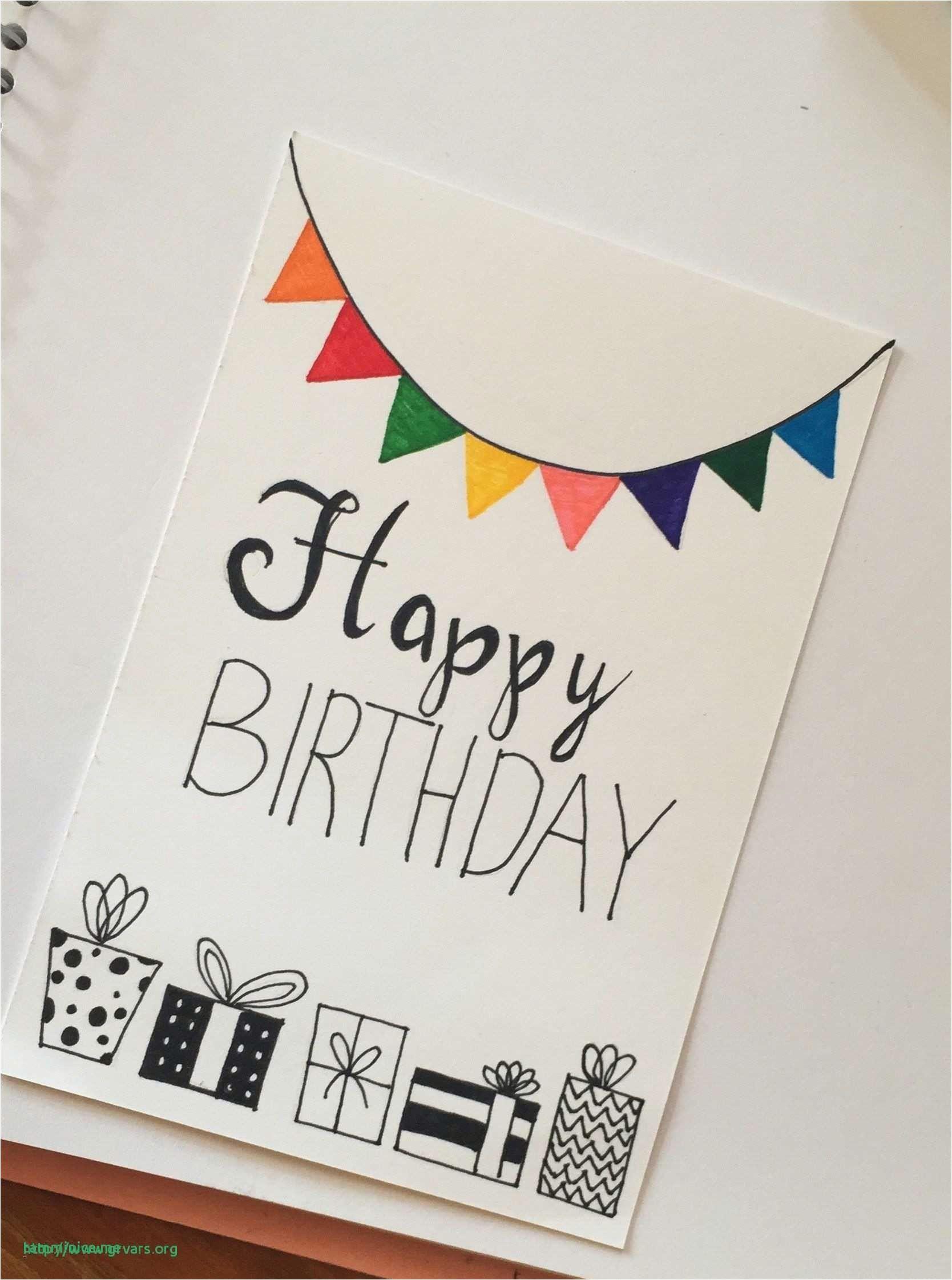Card Decoration Ideas Elegant Diy Birthday Cards Simple Simple