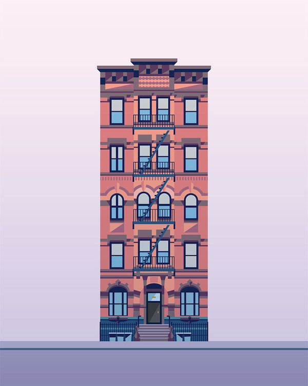 NYC Buildings Graphic Designer Nathan Manire Has