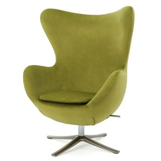 Christopher Knight Home Gordon Velvet MidCentury Swivel