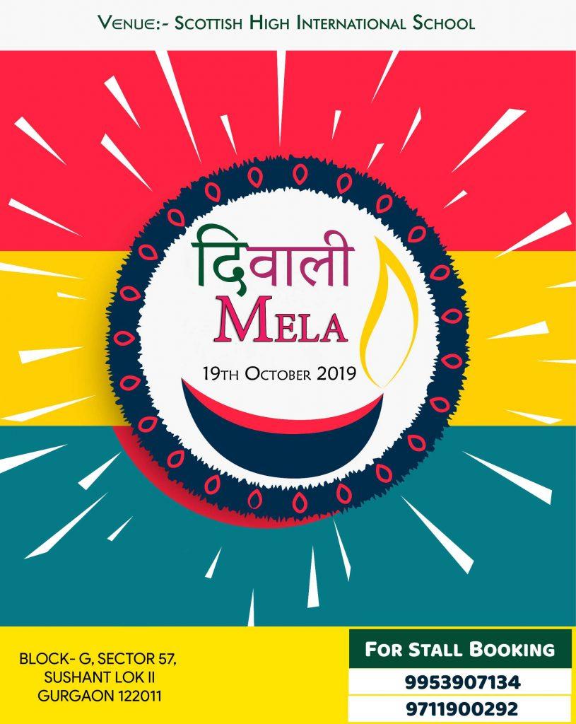 Diwali Mela 19th October 2019 Scottish High