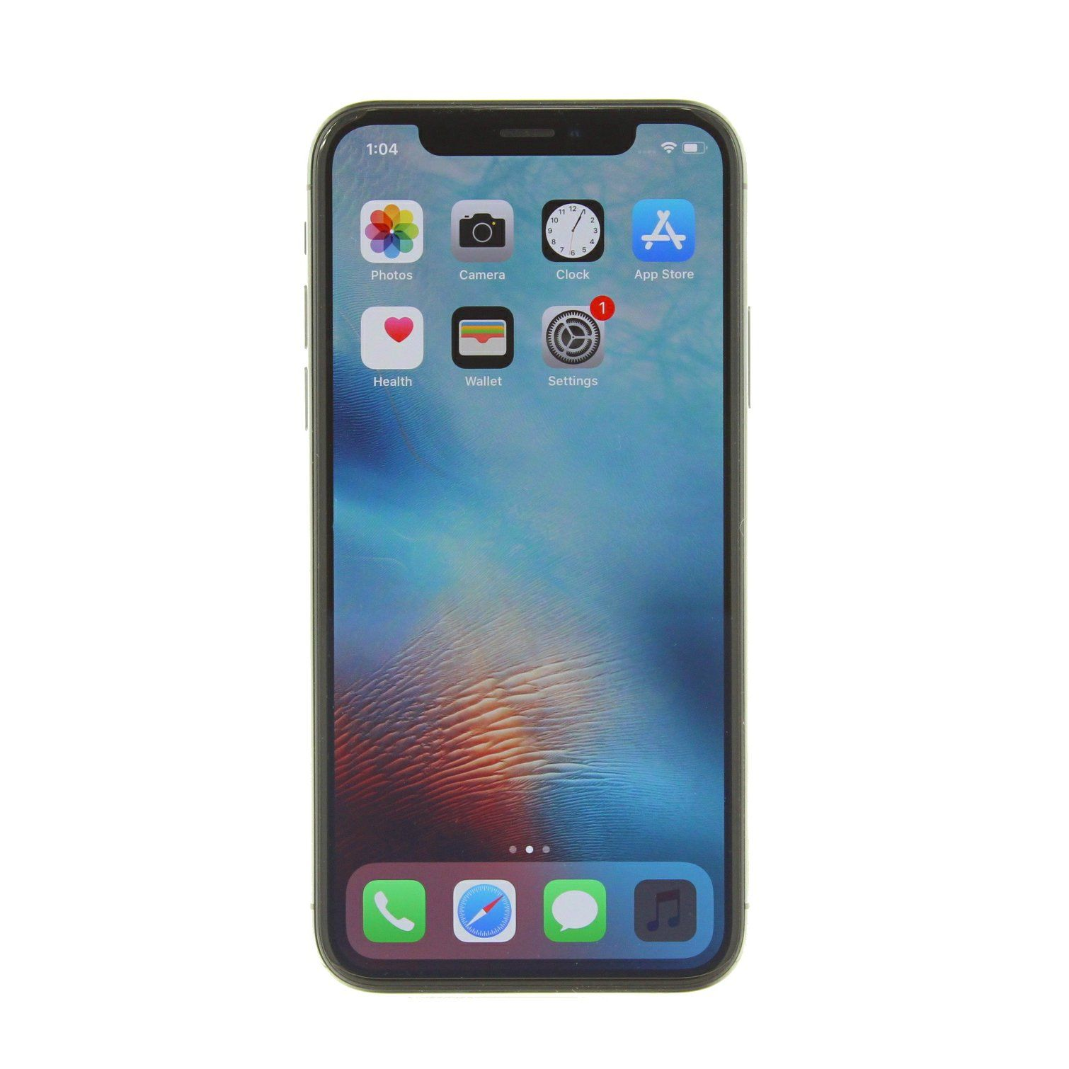 Apple iPhone X a1901 256GB for at&T (Refurbished) https