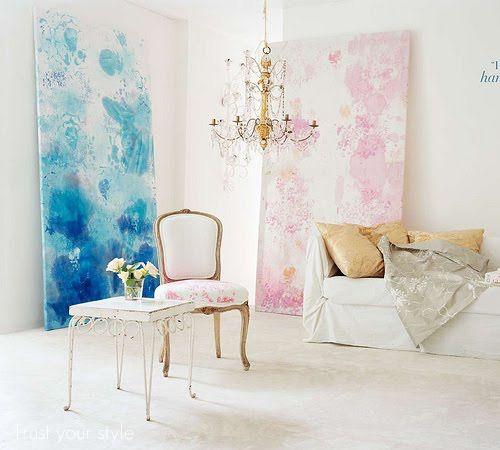 Znalezione obrazy dla zapytania latex maling hvit | Megan Weston ...
