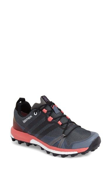 59d05bb0286d2 Free shipping and returns on adidas 'Terrex Agravic GTX' Trail Shoe (Women)  at Nordstrom.com. A GORE-TEX® membrane ensures dry comfort in an innovative  ...