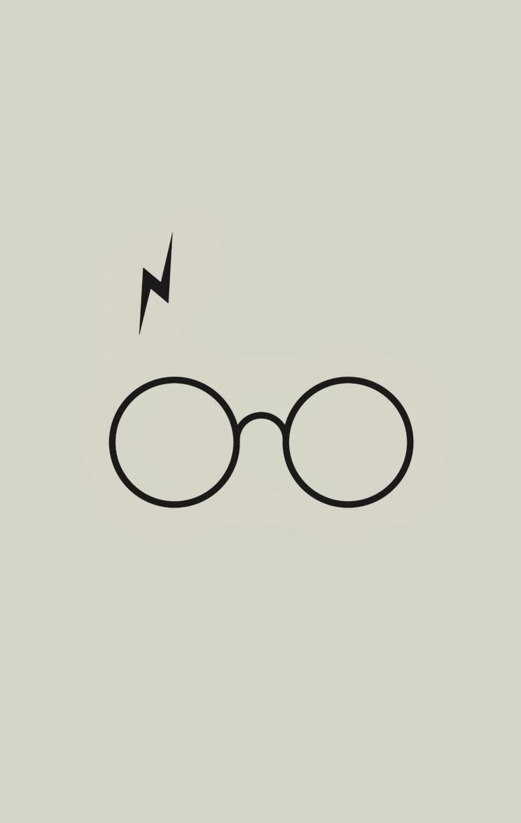 Harry potter wallpaper white
