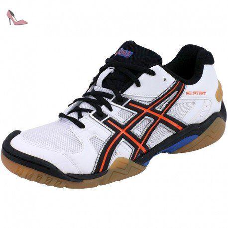 Asics GEL EXTENT Chaussures de Sport Homme Blanc - Chaussures ...