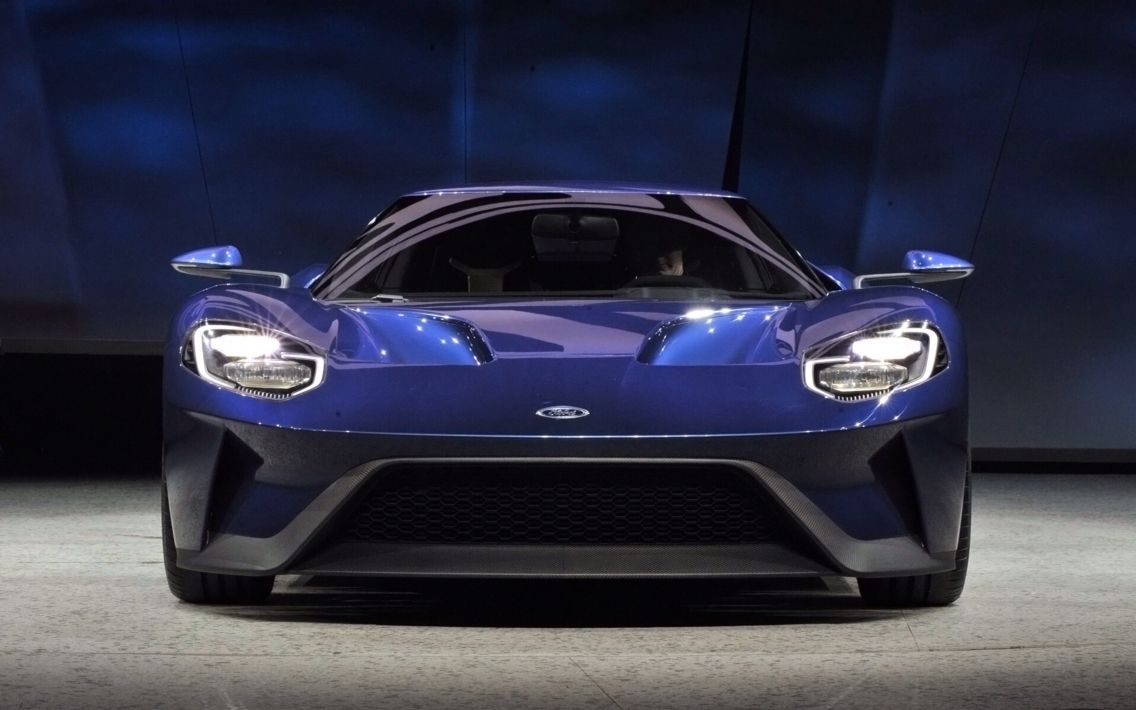 Ford Gt 2016 Ford Gt Super Cars Ford Gt 2016