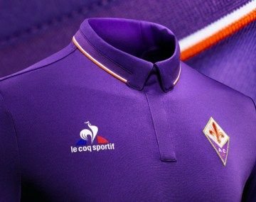 ACF Fiorentina 2016 17 le coq sportif Home and Away Kits  1e80c06b1