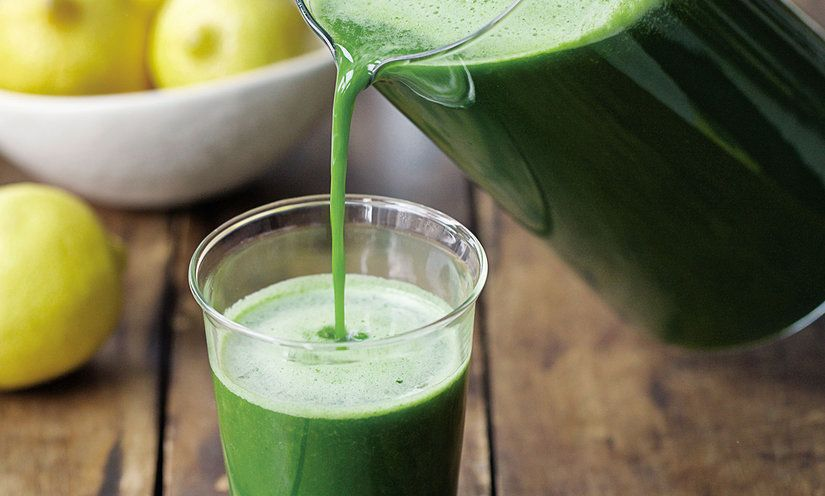 A Kale-Packed Lemonade? Oh Yes!