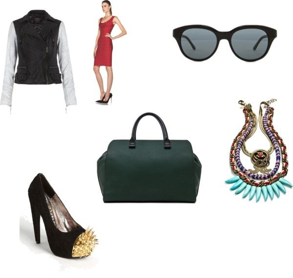 """""""Chic"""" by christina-chrysandrea on Polyvore"""