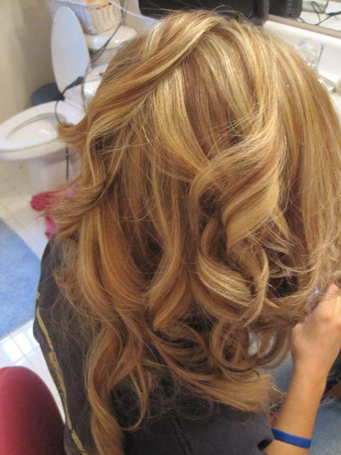 Real Human Hair Blonde Wigs