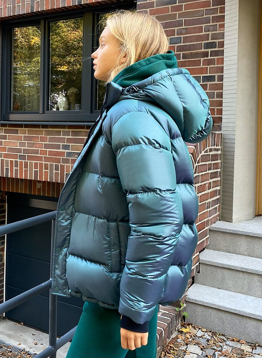 The Super Puff Ripstop Fabric Puffer Jacket Style Super [ 1147 x 840 Pixel ]