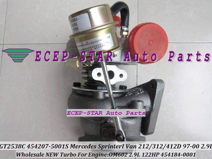 Om602 Turbo Kit