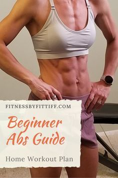At home core workout for beginners. This flat stomach core workout for women wil…