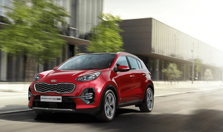 2020 Kia Sportage Ex Redesign Engine And Changes