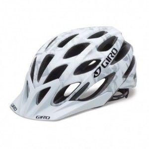 Giro Phase Matte White Icons Closeout Helmet Giro Cycling Helmet