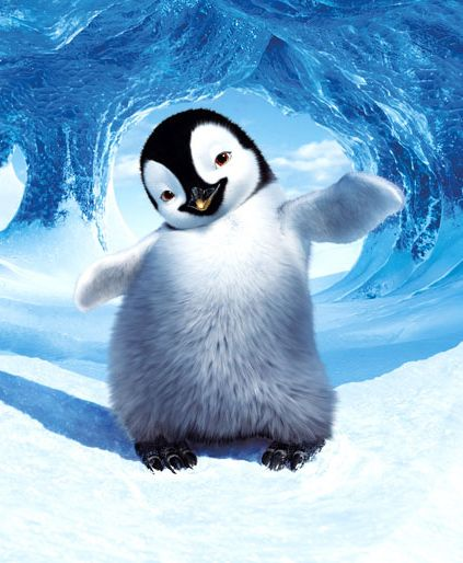 Happy Feet | My thoughts exact...
