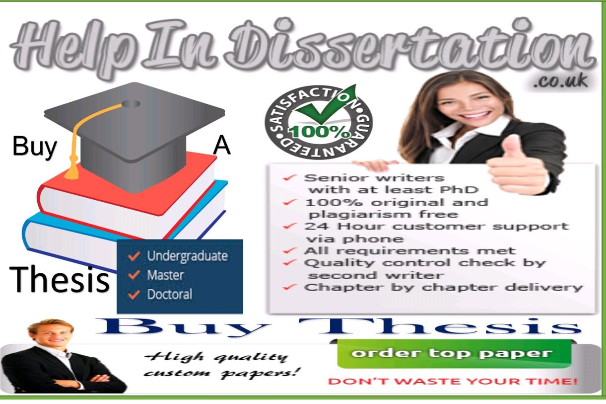 Online dissertation and thesis
