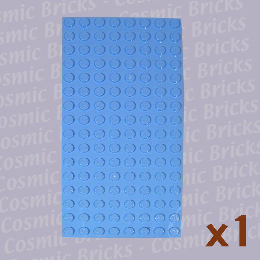 Lego Light Royal Blue Plate 8x16 4600612 91405 Single N Blue Plates Royal Blue Plates