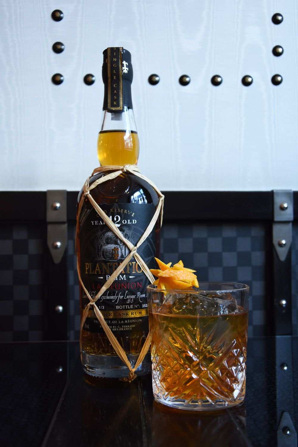 The Luggage Room Packs Limited Edition Rum Full Of Finesse