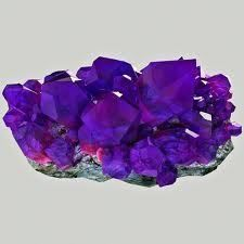 """AMETHYST is purple quartz. It derives its name from the Greek word amethyein, meaning """"not drunk."""" The Greeks wore amethyst for protection against drunkenness, evil thoughts, magic and homesickness. In India, amethyst is used by Buddhist monks to aid in meditation. More at http://www.crystalchannelers.com/blog/sunday-crystal-healing---amethyst#/"""